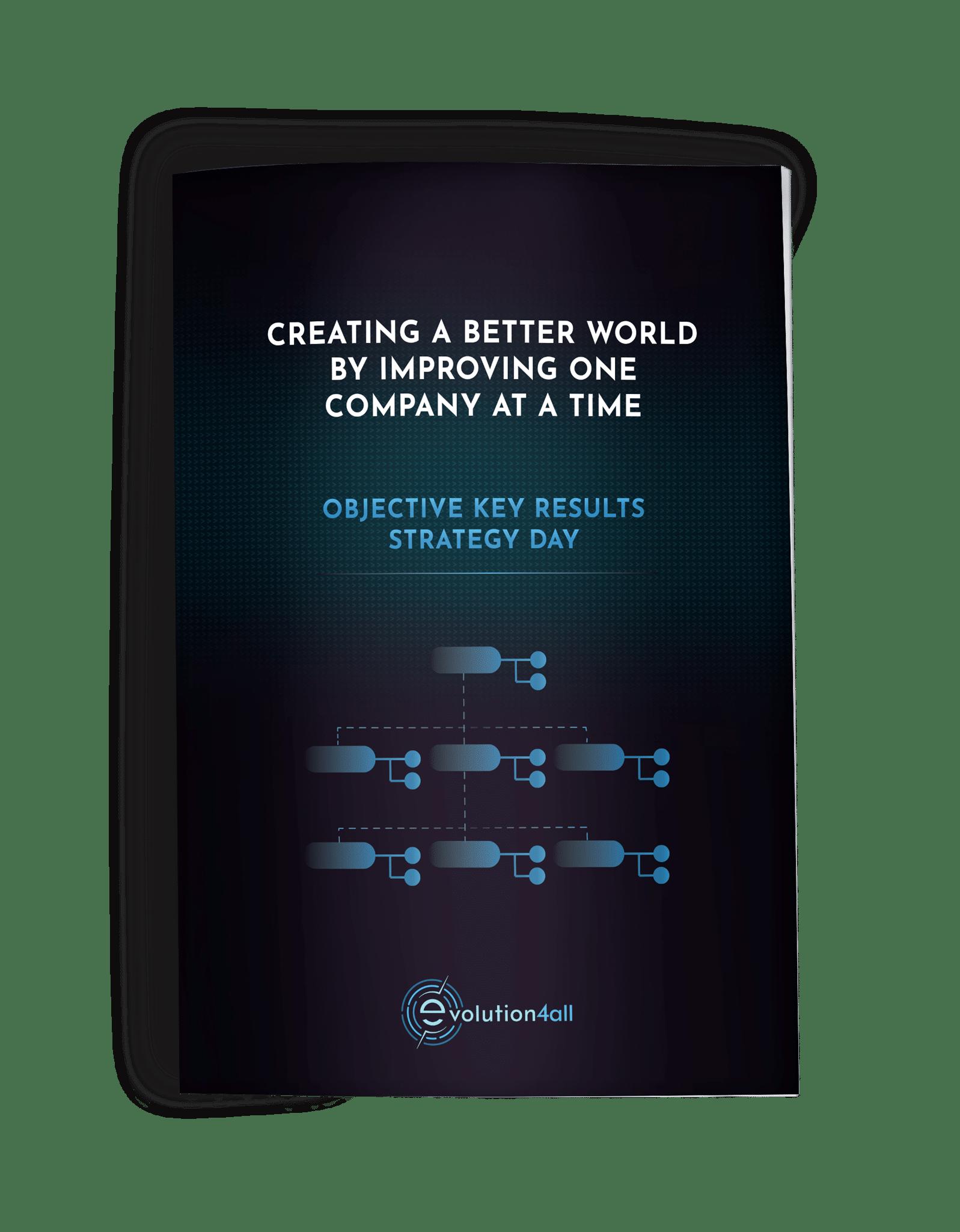 Objective Key Results Strategy Session